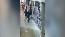 WATCH: Store owner fires back at would-be robbers, kills one