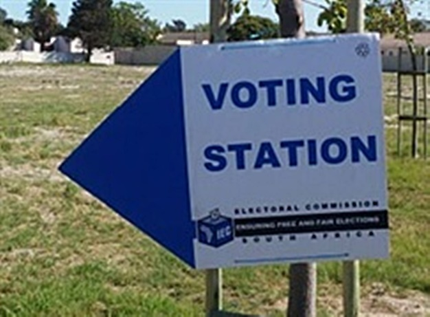 IEC voting station.