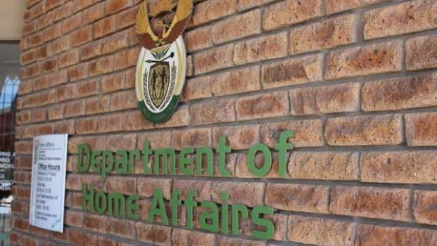 Department of Home Affairs. (File)