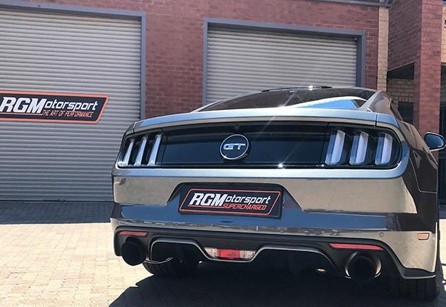 945kW Mustang