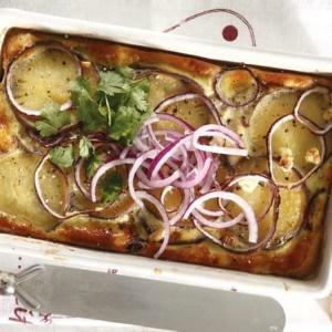 PHOTO: Sweet potato frittata