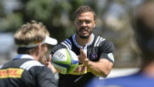 WATCH: Stormers put through their paces by skills coach