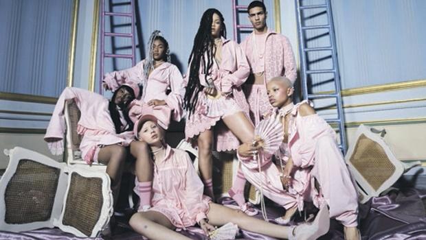 6fd6c00baa1b Rihanna releases Fenty X Puma s Spring Summer 2017 collection