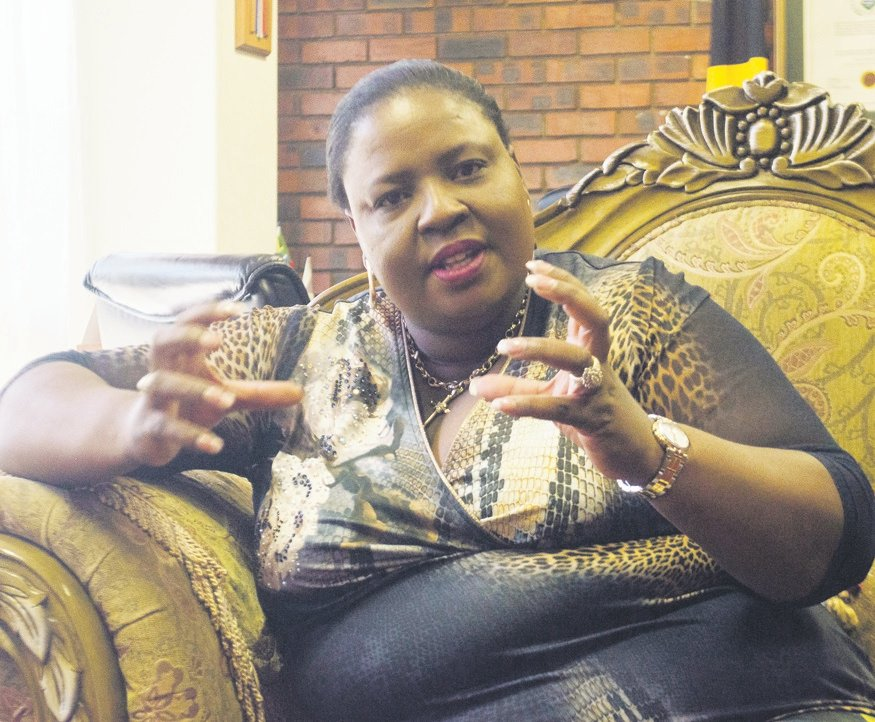 Mpumalanga MEC Lindiwe Ntshalintshali says dirty deals recording is a tactic to discredit her - News24
