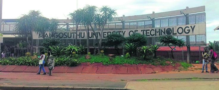 Image result for Mangosuthu University of Technology