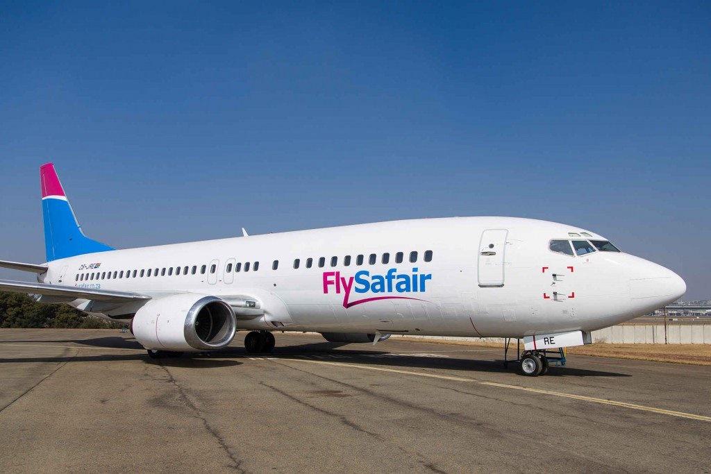 Flysafair, R4 sale
