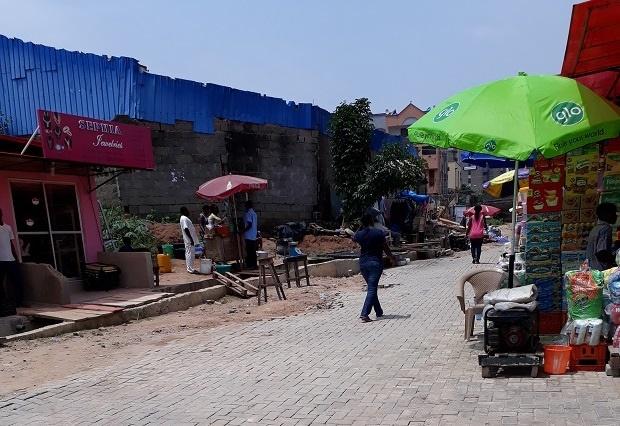 Alade market