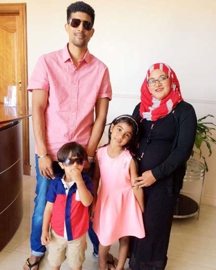Kashiefah four pregnant sisters