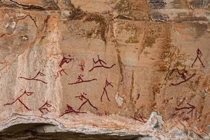South African San Rock Art
