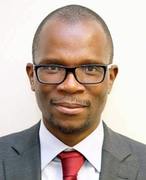 Deputy Finance Minister, David Masondo