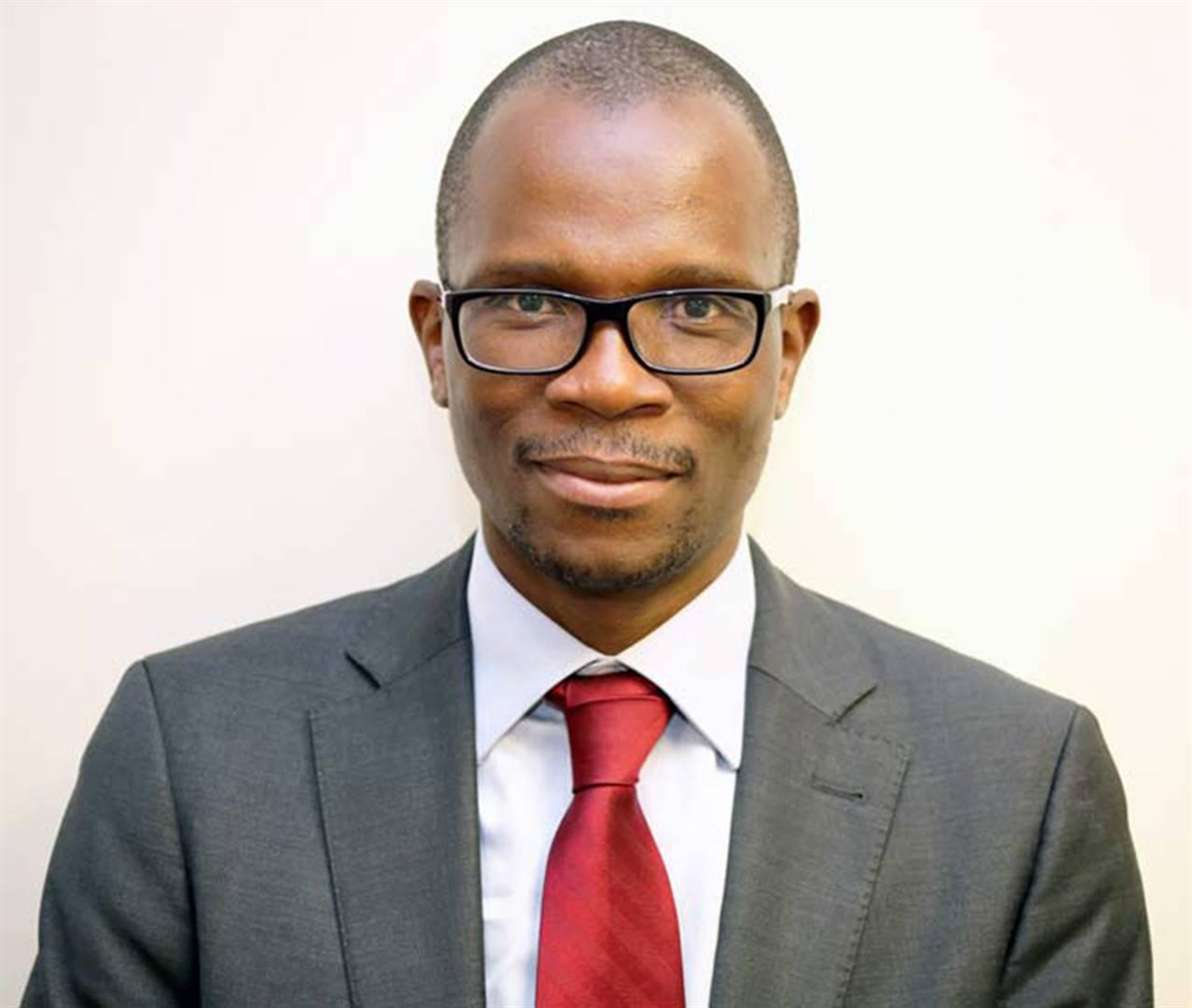 Deputy Finance Minister David Masondo.