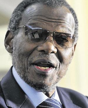 IFP leader Mangosuthu Buthelezi. (File, Netwerk24)