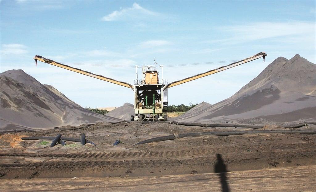 Richards Bay Minerals has a minerals sands operation. Picture: Siyanda Mayeza