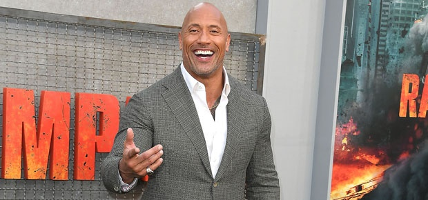 Dwayne 'The Rock' Johnson. (Photo: Getty Images)