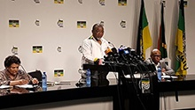 No ANC MP will vote for opposition motion - Mantashe