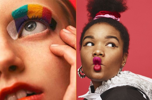 Crayola just released a new collection... for your face! (ASOS)