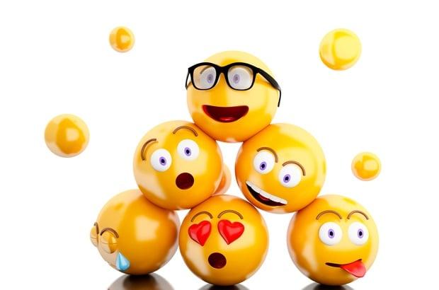 happy world emoji day