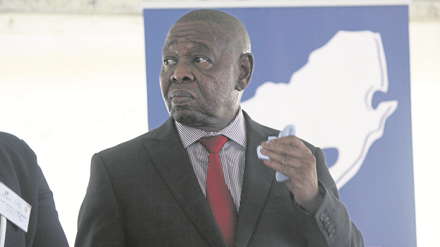 Higher Education and Training Minister Blade Nzimande refused to answer any questions related to the ongoing political turmoil in the country when he visited Imbali on Wednesday.
