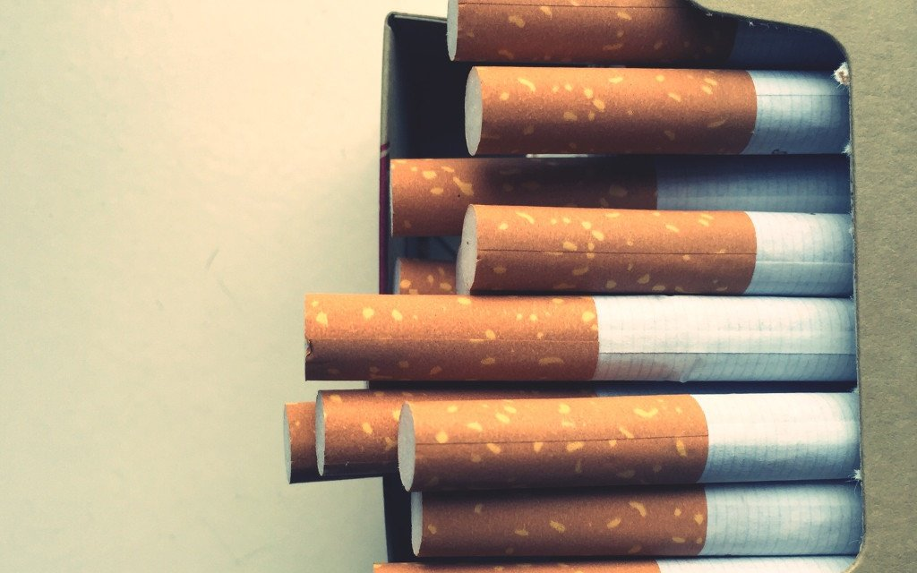 South Africa instituted its ban on the sale of cigarettes in late March, 2020.