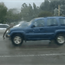 So a naked man was spotted riding on a car in rainy Pretoria