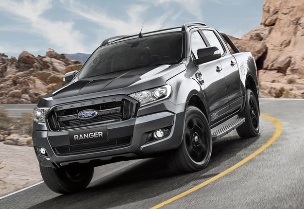 Sa Bakkie Wars Ford S Limited Edition Ranger Fx4 Wheels24
