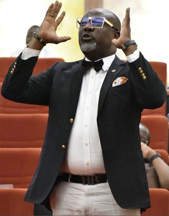 funny how Nigerians reacted to melaye's prayers