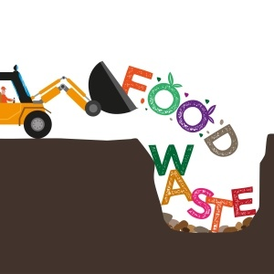 Can food waste be prevented?