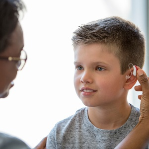 Is this the end of deafness in children?