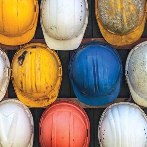 volunteering, building, hard hat, construction