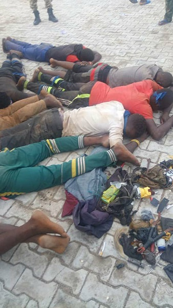 arms bandit arrested in Taraba state