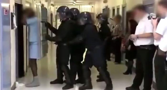 British prison and Paris Attack