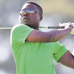 Musiwalo Nethunzwi is optimistic about winning the Zambia Open. (Johan Rynners, Sunshine Tour, Gallo Images)