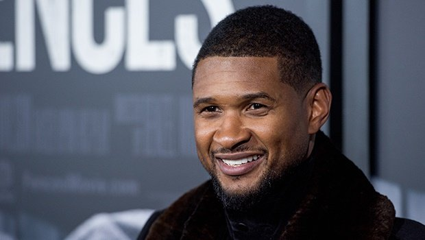 Usher. (Photo: Getty Images)