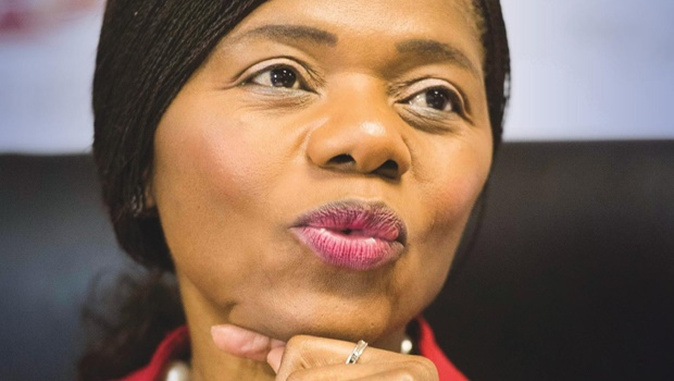 Thuli Madonsela - rebel, Makhadzi and fearless in the face of government retribribution