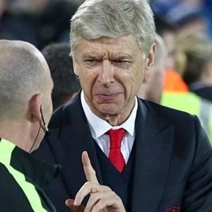 Arsene Wenger.(Getty Images)