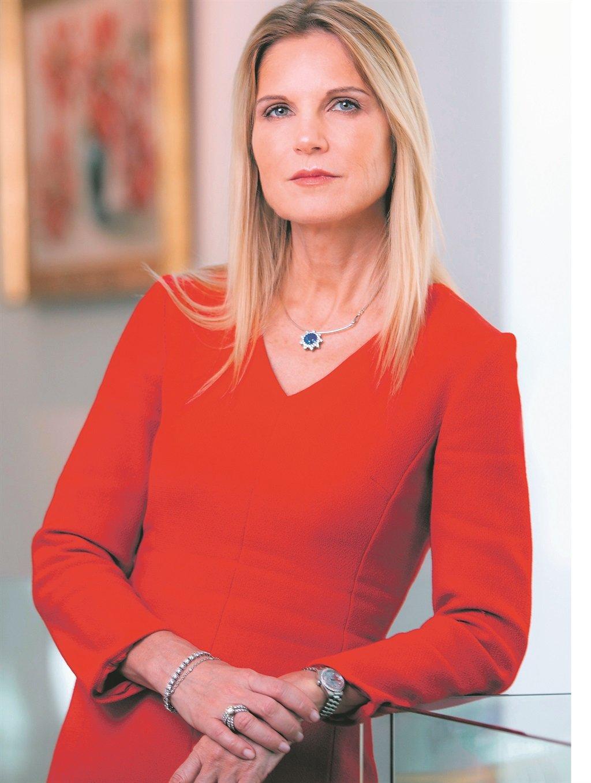 Making saving profitable: Magda Wierzycka