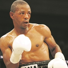 Mzonke Fana wants to plough back into boxing by choosing which boxers are best suited to fight each other. (Lefty Shivambu, Gallo Images)