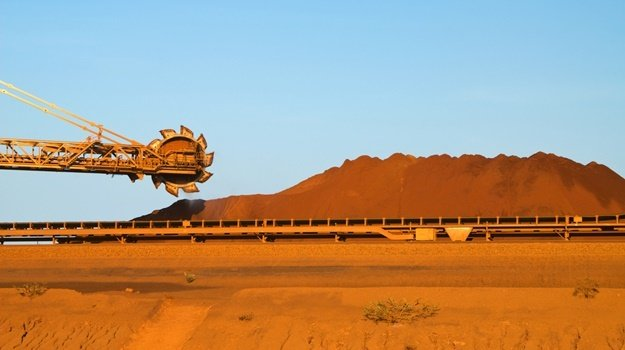 Higher average export  prices and a stronger Rand/Dollar exchange rate boost Kumba Iron Ore earnings