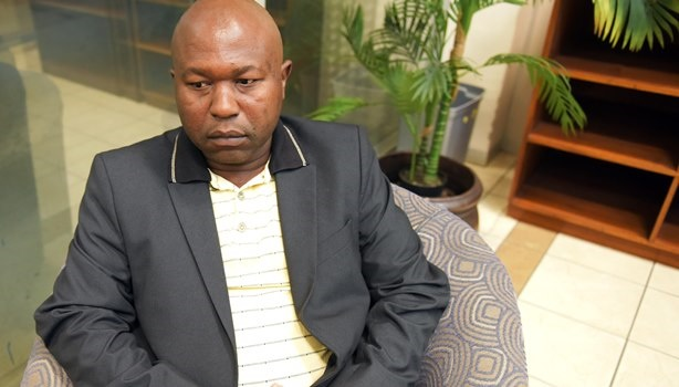 Thabiso Zulu (36) lives in fear after he exposed corruption in Pietermaritzburg and Howick.