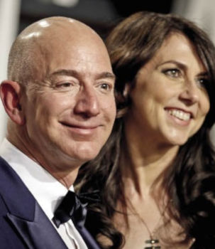 Mackenzie Bezos' divorce settlement with Jeff Bezos has been finalised.
