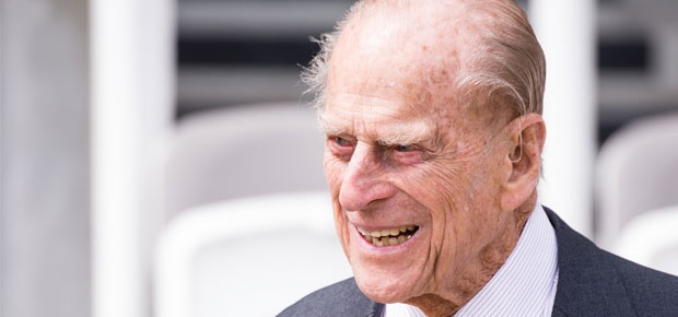 Prince Philip. (Photo: Getty Images)