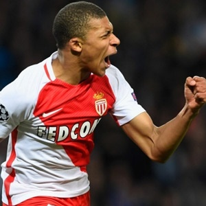 Kylian Mbappe.(Getty Images)