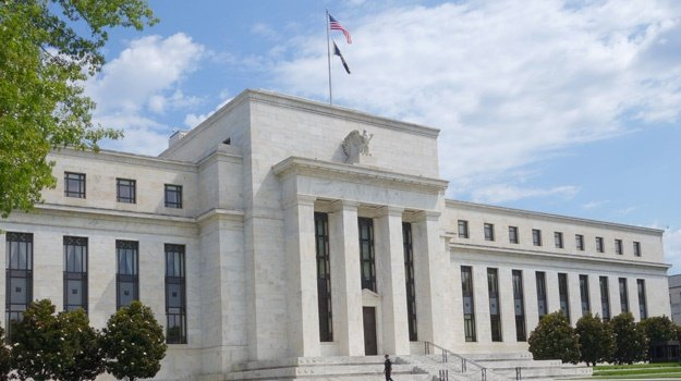 The US Federal Reserve building in Washington, DC. The Fed kept the benchmark interest rate unchanged after increasing in March. (File pic: Karen Bleier, AFP)