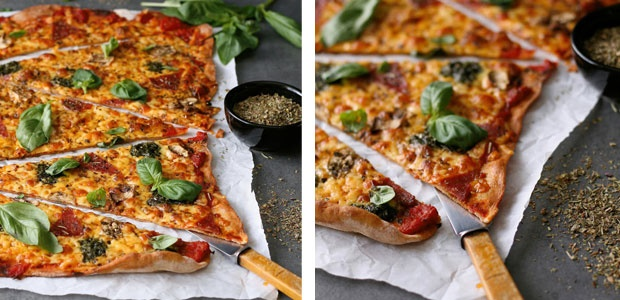 pizza, recipes,cupcakes & couscous, food24