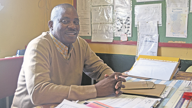 Jabula Combined School principal Sibusiso Mabaso will today receive an award on behalf of his school at the Sadtu Annual Principals Awards ceremony in Durban.