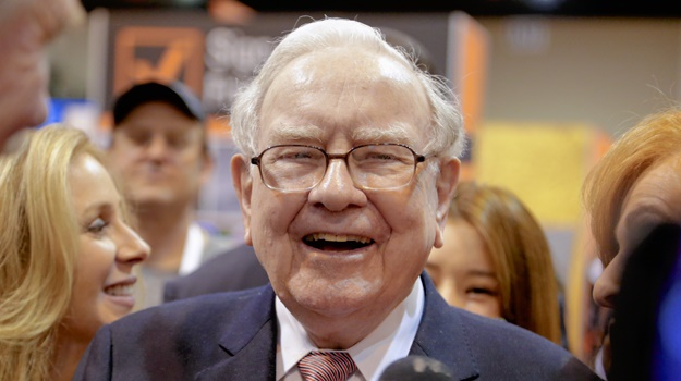 Warren Buffett. (AP)