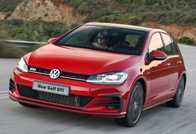 We Have Prices For Volkswagen S Golf 7 5 And Gti In Sa