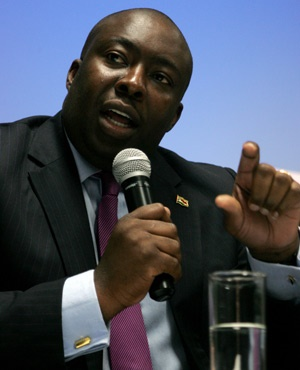 Saviour Kasukuwere (File: News24)