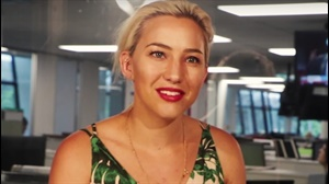 #W24 tastemaker Roxy Burger has always been determined to get what she wants