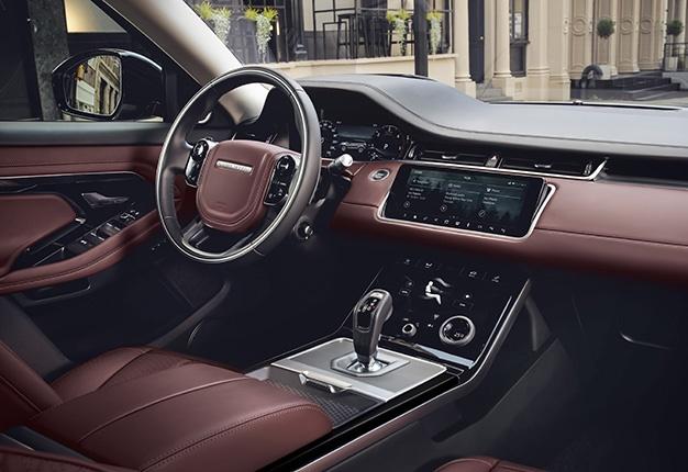 2019 Jaguar Land Rover Range Rover Evoque